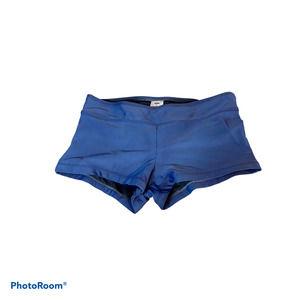 Mossimo Women's S Blue Swim Shorts